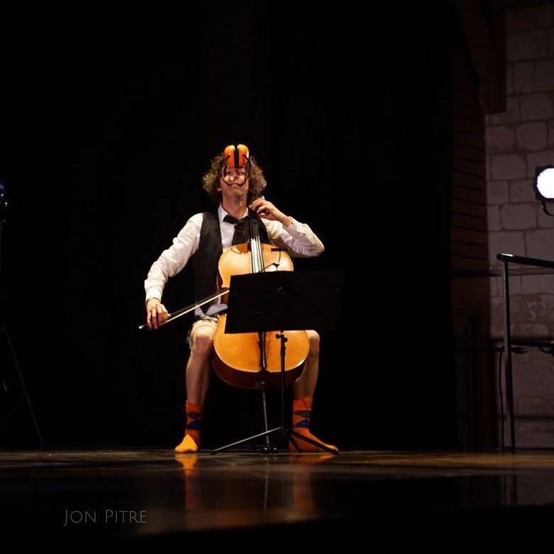 Tonycello 2 Beauvais Festival Violoncelle