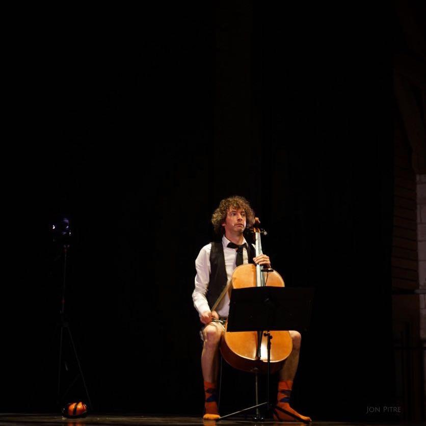 Tonycello 4 Beauvais Festival Violoncelle