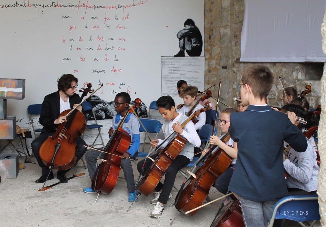 Beauvais Festival Violoncelle 2019 - 2.j