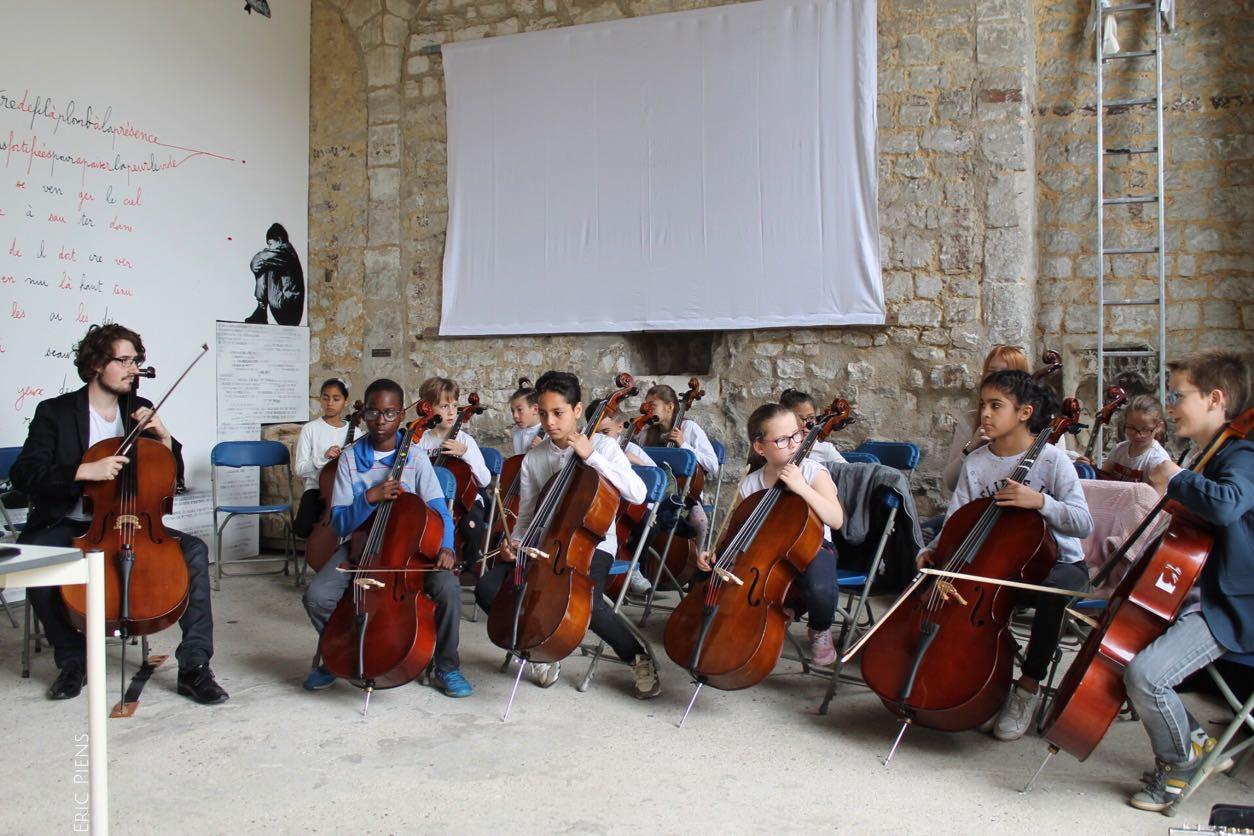 Beauvais Festival Violoncelle 2019 - 3.j