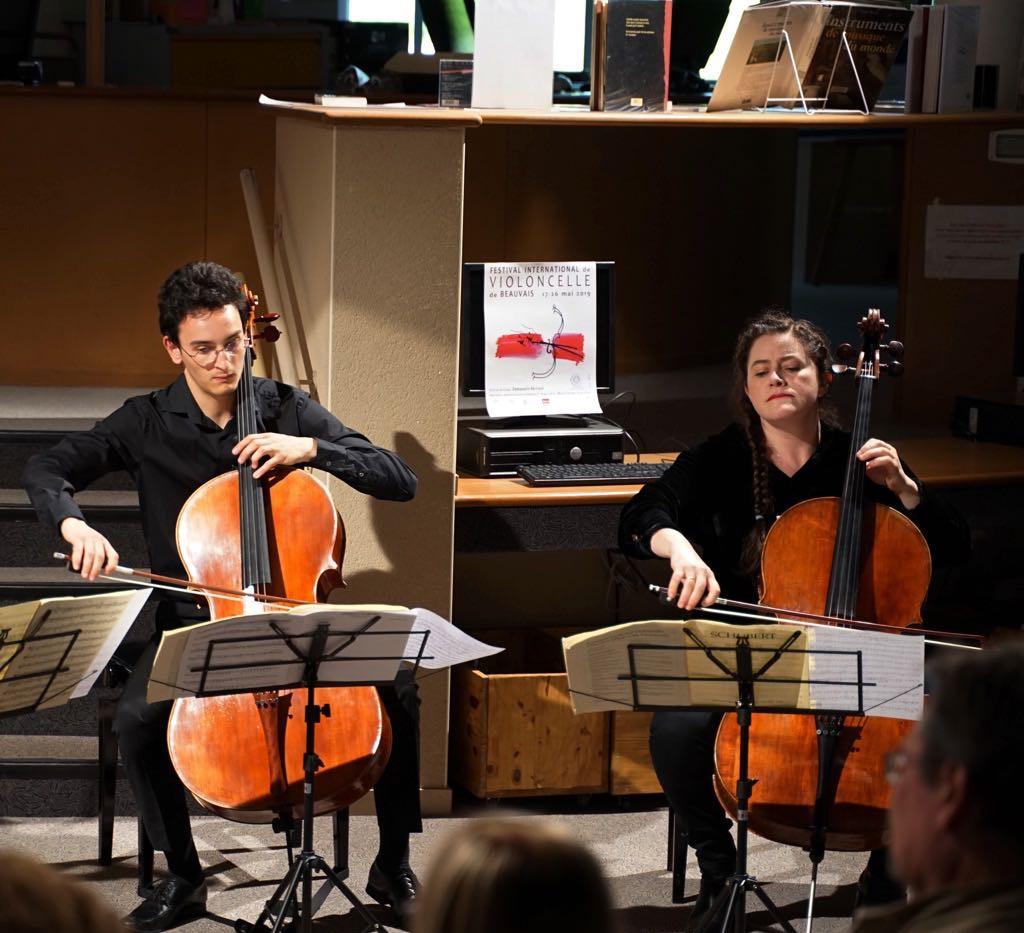 Beauvais Festival Violoncelle 2019 - 44.