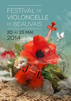 affiche 2014 Festival International de V