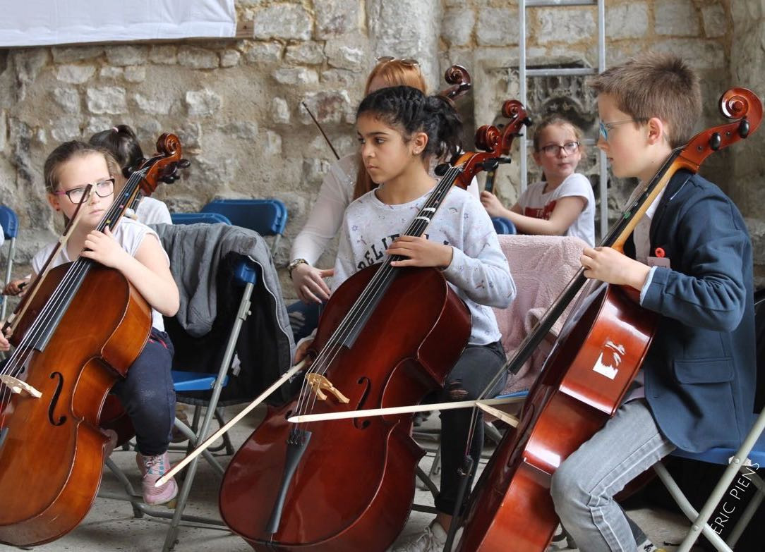 Beauvais Festival Violoncelle 2019 - 4