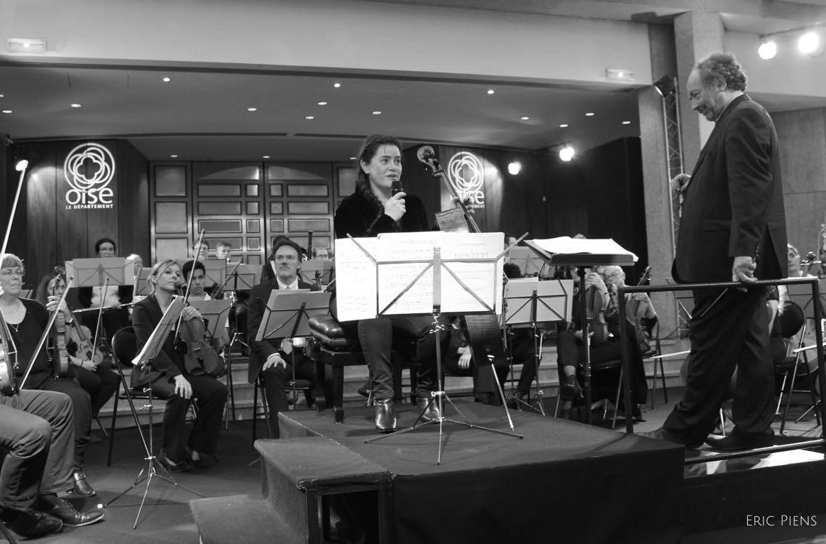 Beauvais Festival Violoncelle 2019 - 20.