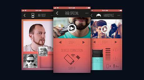 philips beardtrimmer design