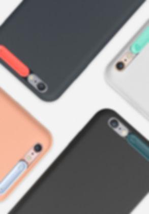 mute smartcase phone
