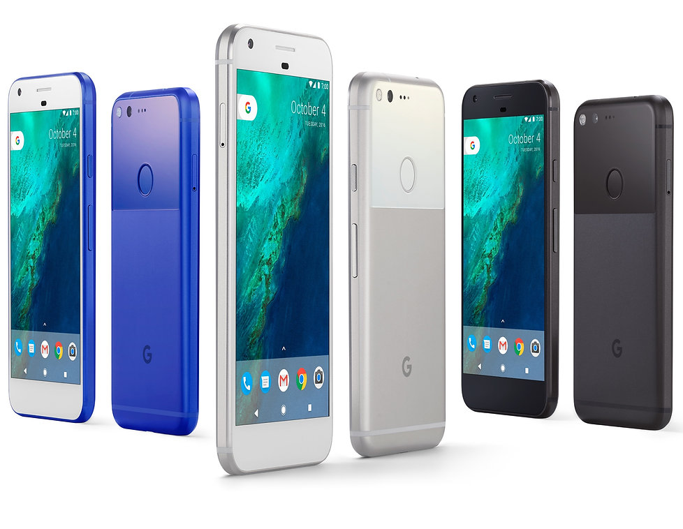 pixel phone google