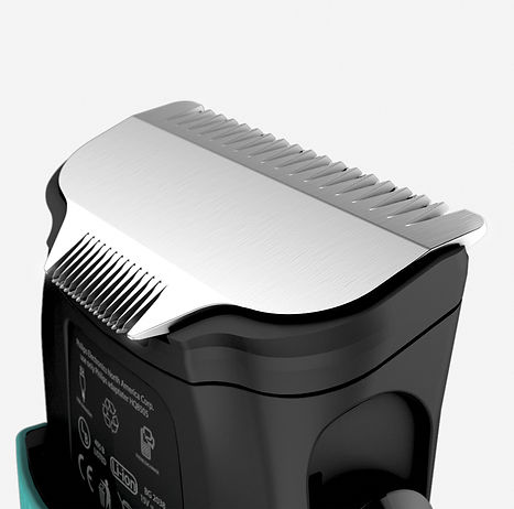 philips beardtrimmer design