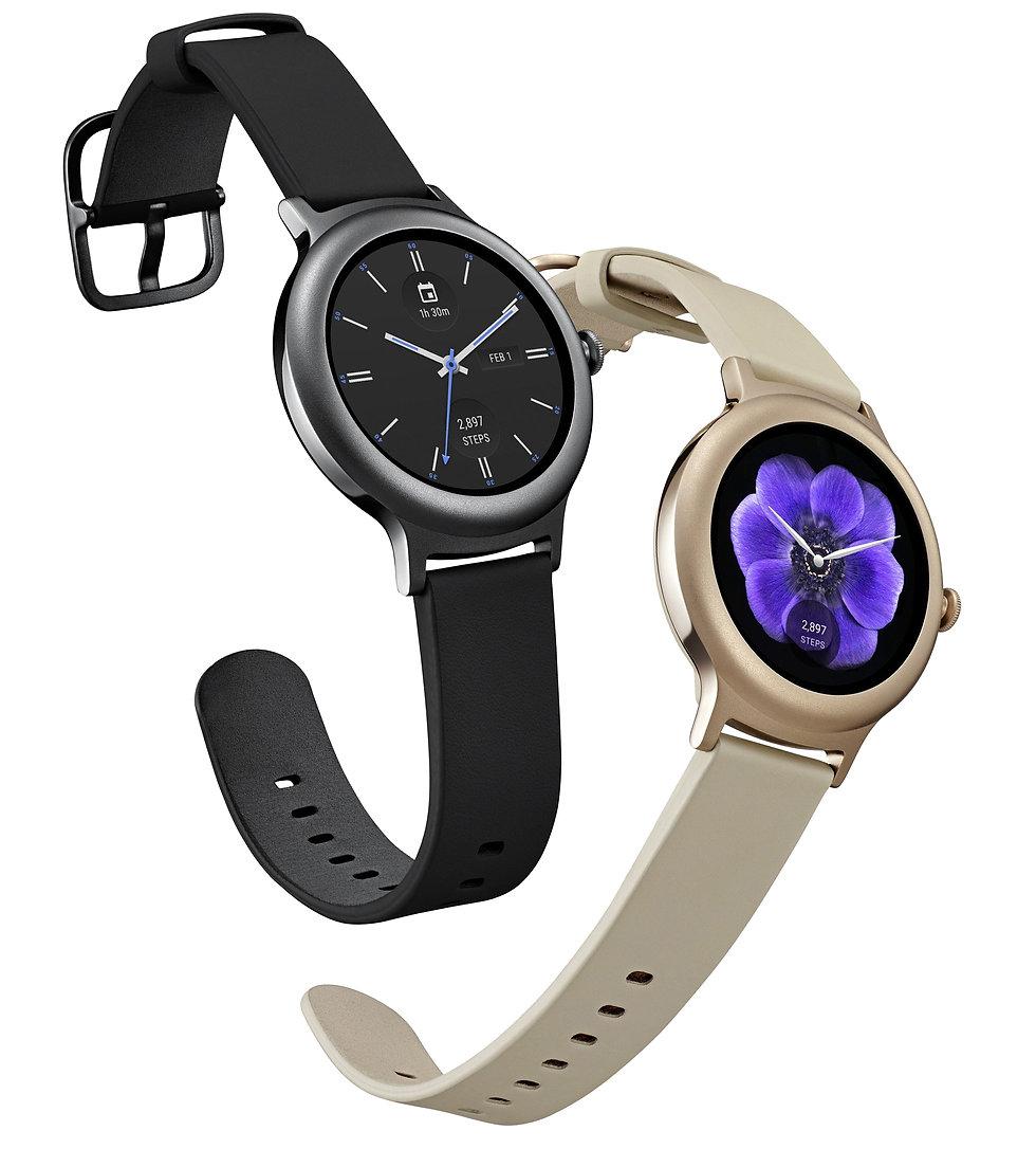 lg watch style design
