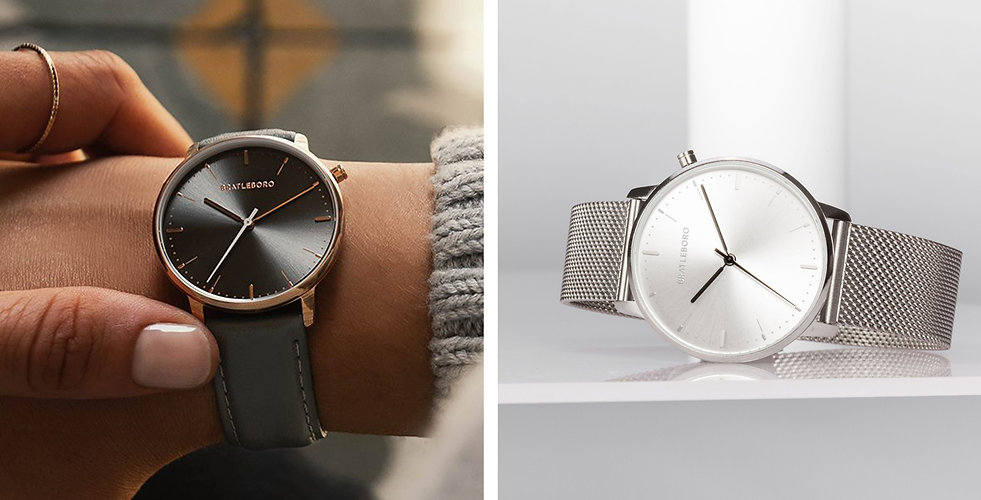 bratleboro watch design
