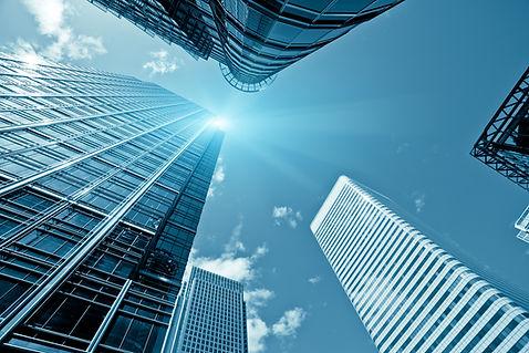 Fondo de Rascacielos