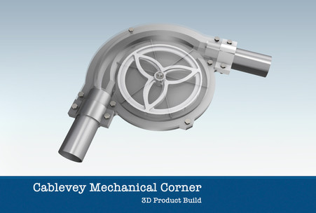 Cablevey Mechanical Corner