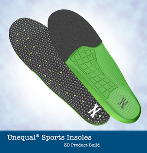 Unequal® Sports Insole