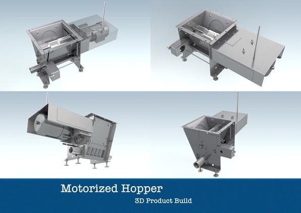 Motorized Hopper