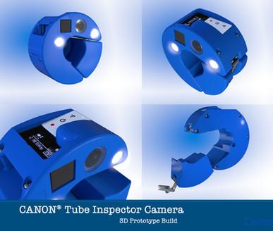 Canon Tube Inspector Camera
