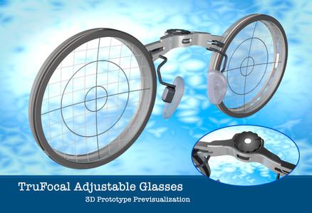TruFocal Adjustable Glasses