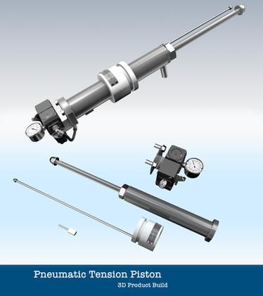 Pneumatic Tension Piston