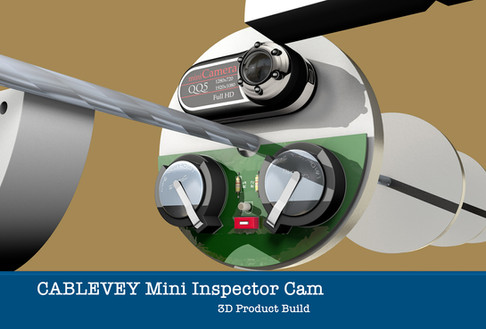 Cablevey Mini Inspector Camera