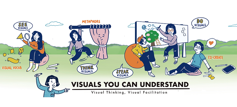 Visuals You Can Understand