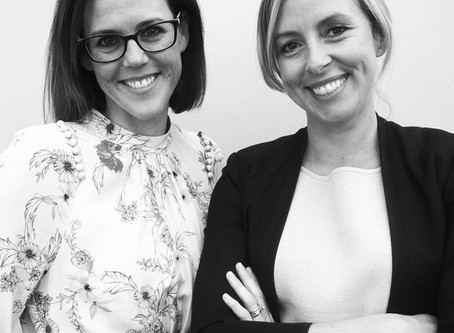 Amy Quinnell & Belinda Elworthy's  Answers to Thriving Interview
