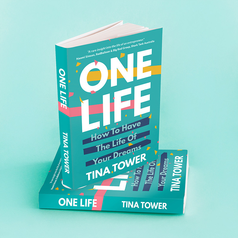 One Life by Tina Tower