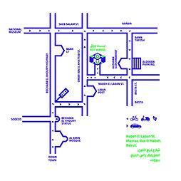 Beit Waraq Map