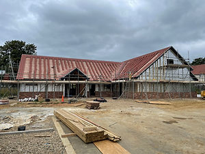 2021 08 17 Roof tiling nearly completed.jpg