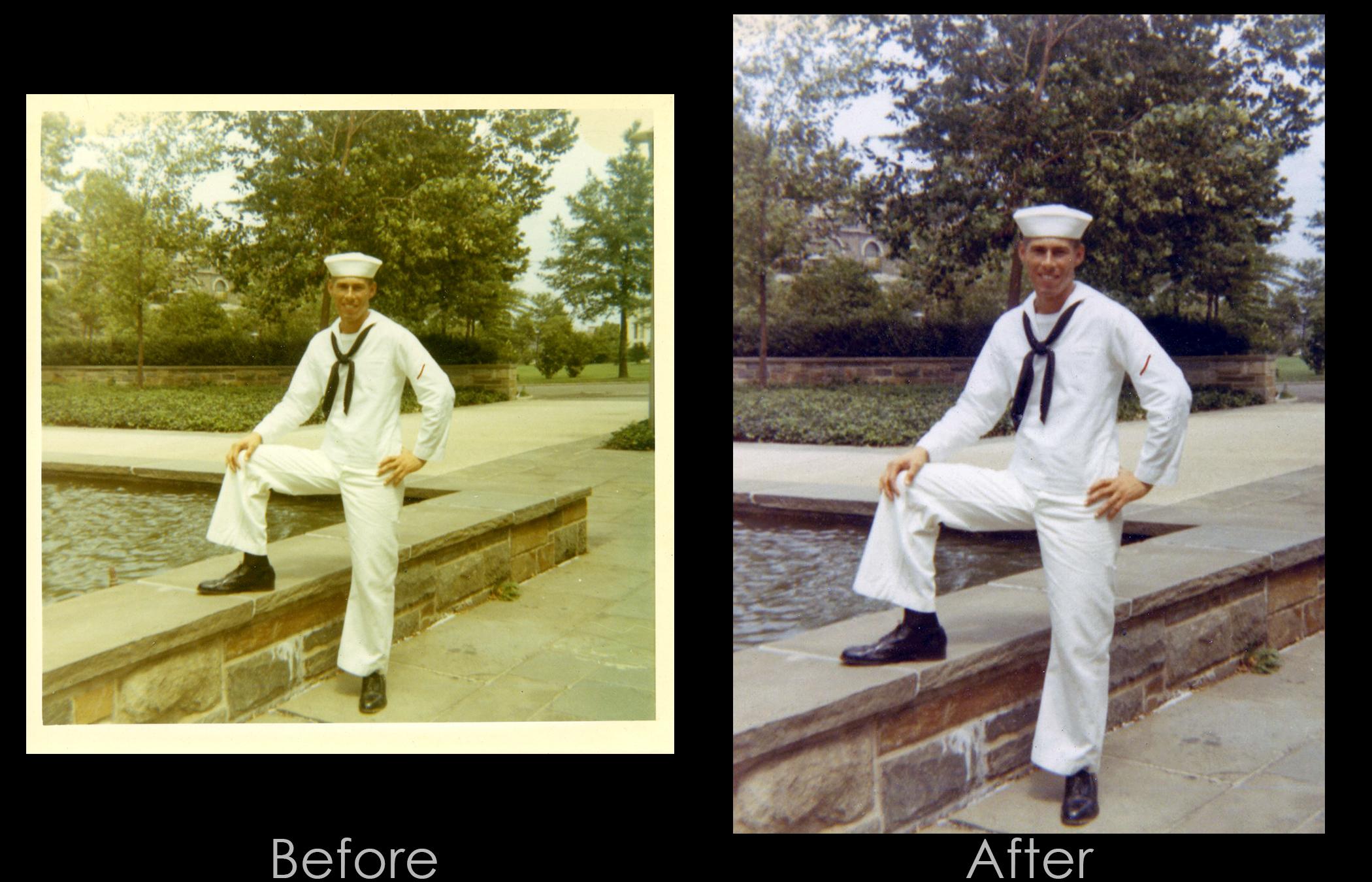 Sailor BA