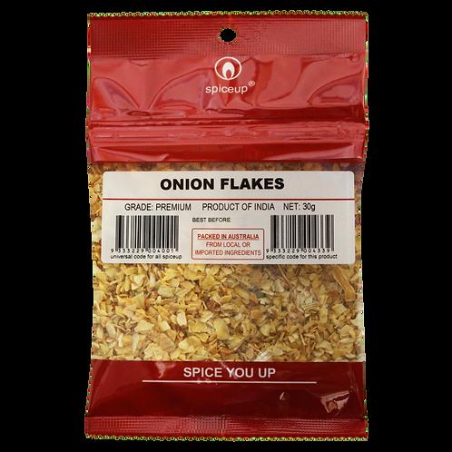 Onion Flakes 30g
