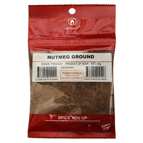 Nutmeg Ground 50g