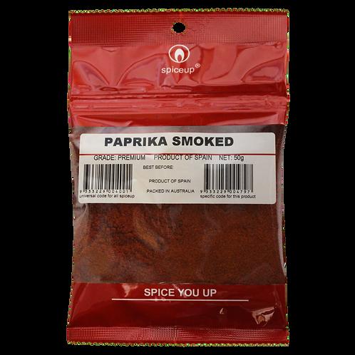 Paprika Smoked 50g