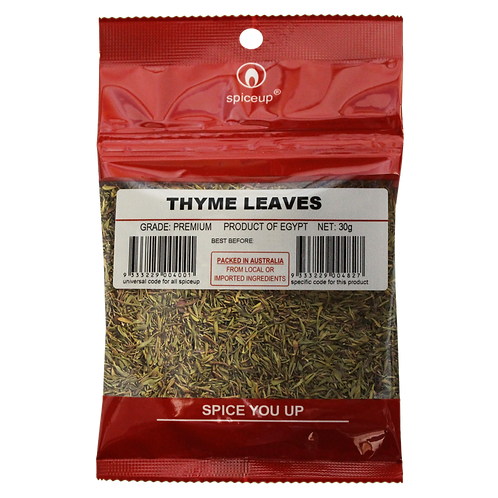 Thyme Leaves 30g