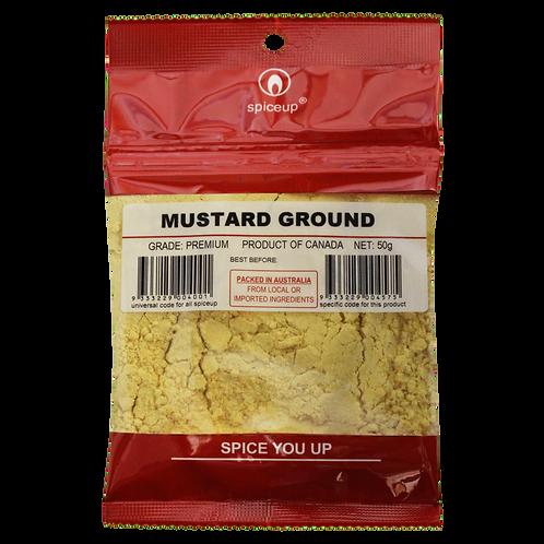 Mustard Ground 50g