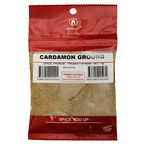 Cardamon Ground 12g