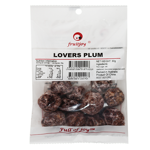 Lovers Plum 60g