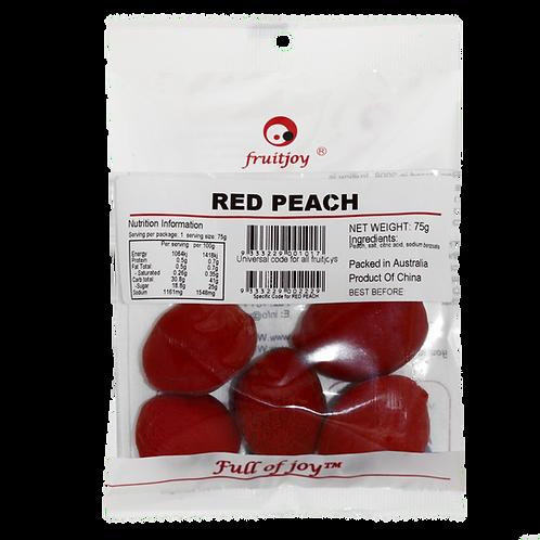 Red Peach 75g