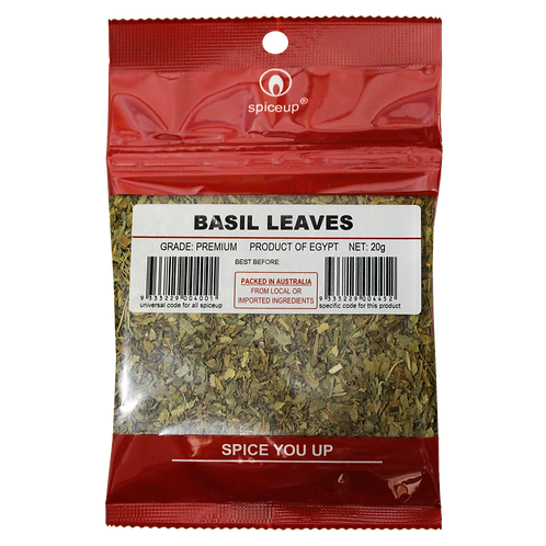 Basil Leaves 20g