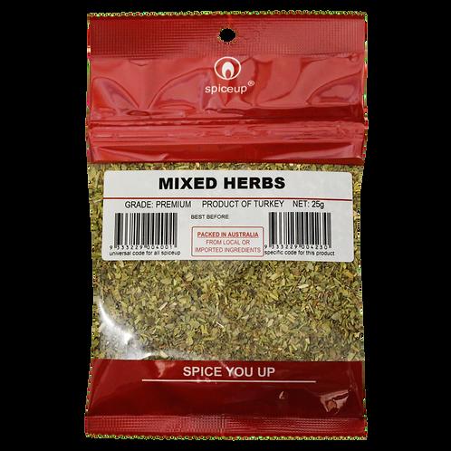 Mixed Herbs 25g