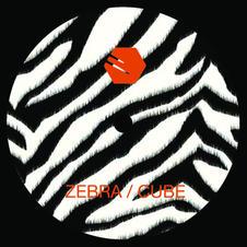 Zebra - Cube