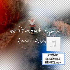 Without You feat. Abbey (Tonik Ensemble Remix)