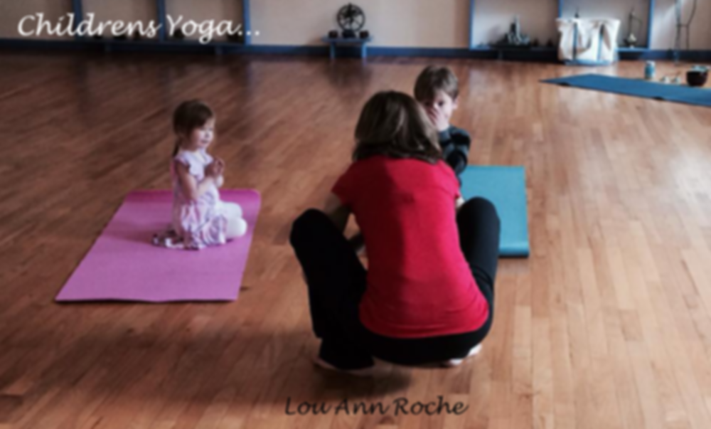 Childrens yoga