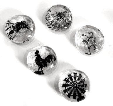 Magnets (set of 6)