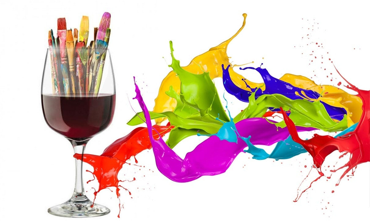 Paint and Sip with Lee
