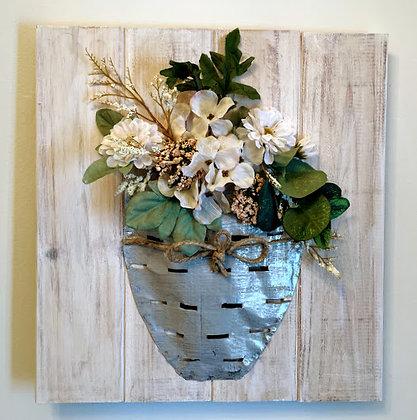 16 x 16 Floral Vase