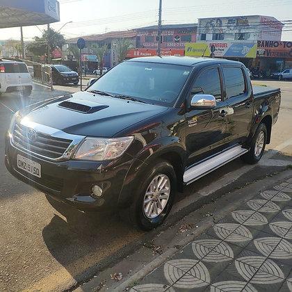 HILUX CD SRV-D 4X4 3.0 TDI Diesel Aut
