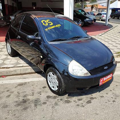 FORD KA 1.0 2005 COMPLETO