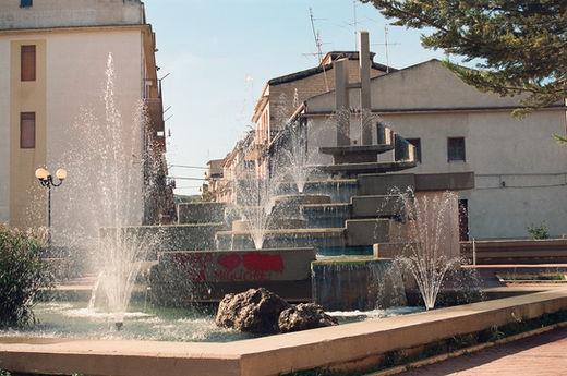 Cascate per Fontane