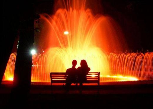 Fontana Parcul Eroilor N°3