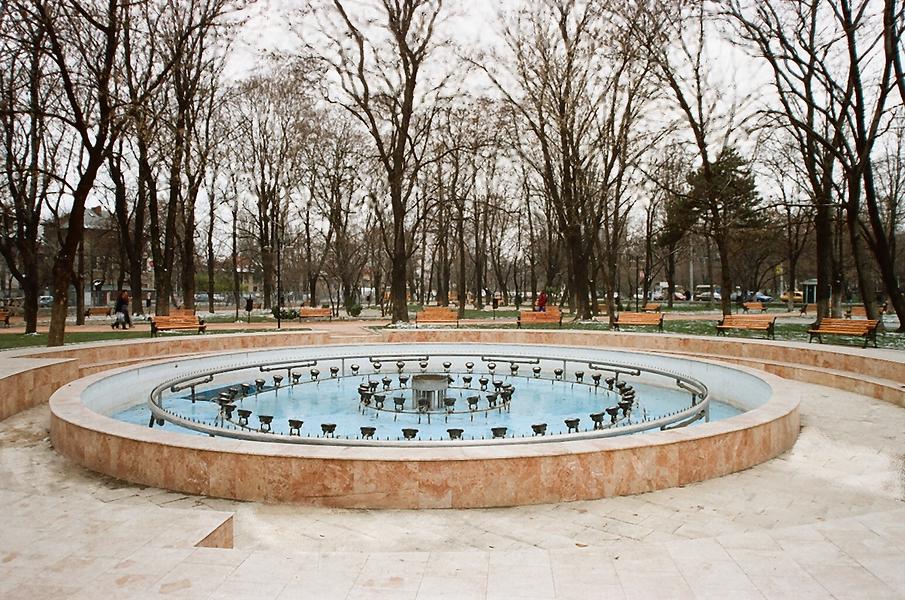 Fontane Bucarest