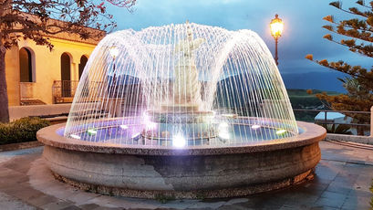 Fontane Piazza Regina Margherita Rometta